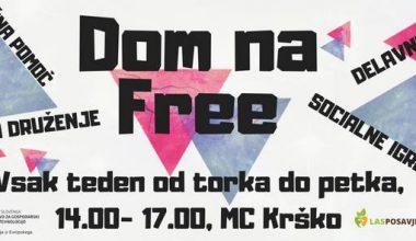 Dom na free – dnevni center