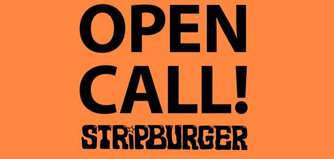 Stripburger 2019 – poziv avtoricam in avtorjem!