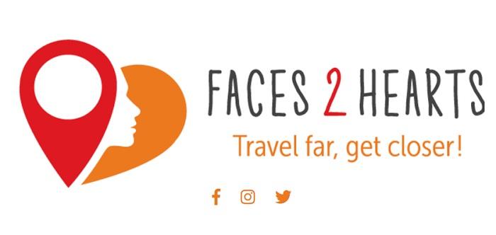 Natečaj Faces2Hearts: 20 vloggerjev, 10 mesecev, 10 držav