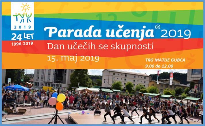 Parada učenja 2019