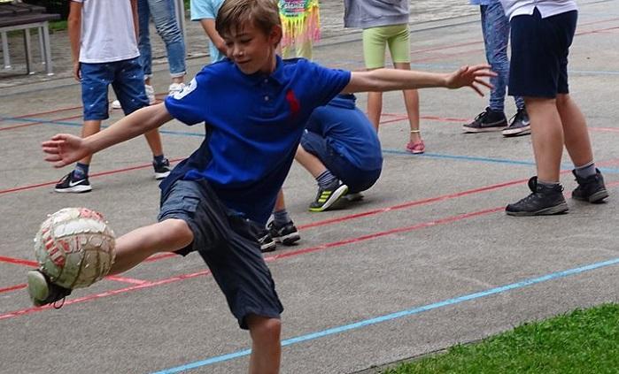Športne počitnice za otroke
