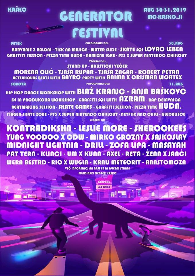 Generator Festival 2019