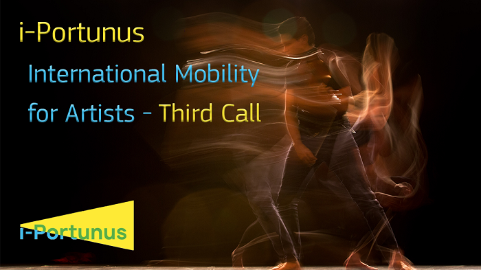 i-Portunus: Tretji razpis za financiranje mednarodne mobilnosti umetnikov