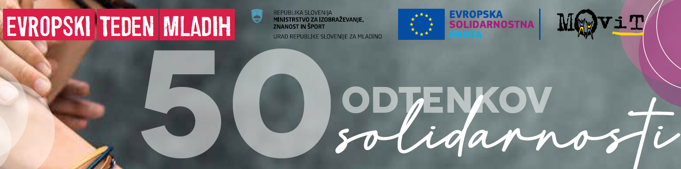 Nagradna igra: 50 odtenkov solidarnosti