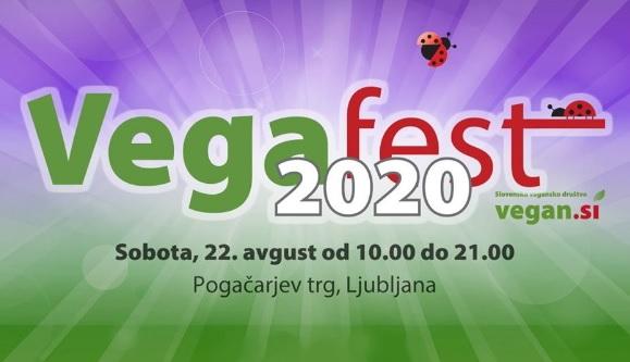 Vegafest, največji festival veganstva in trajnostnega načina življenja
