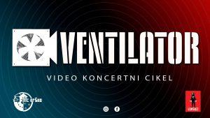 Video koncertni cikel Ventilator: Yung Voodoo & CDW