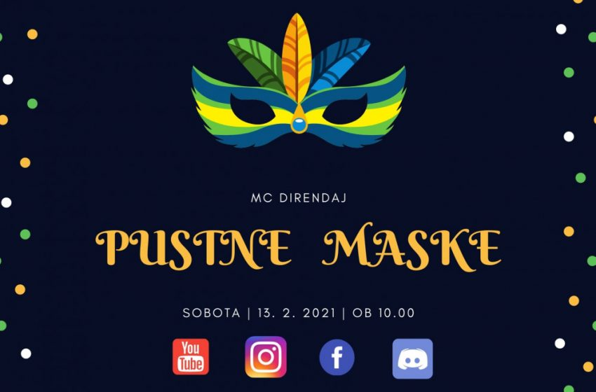 Pustne maske