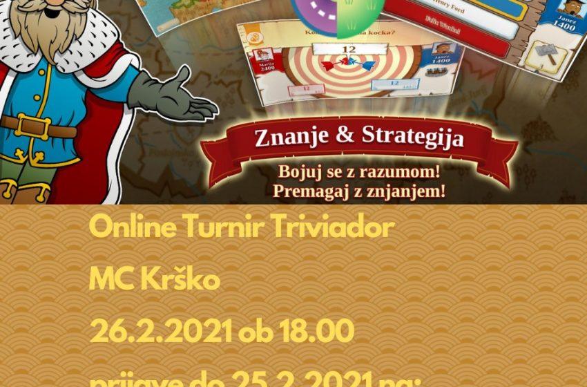 Online turnir Triviador