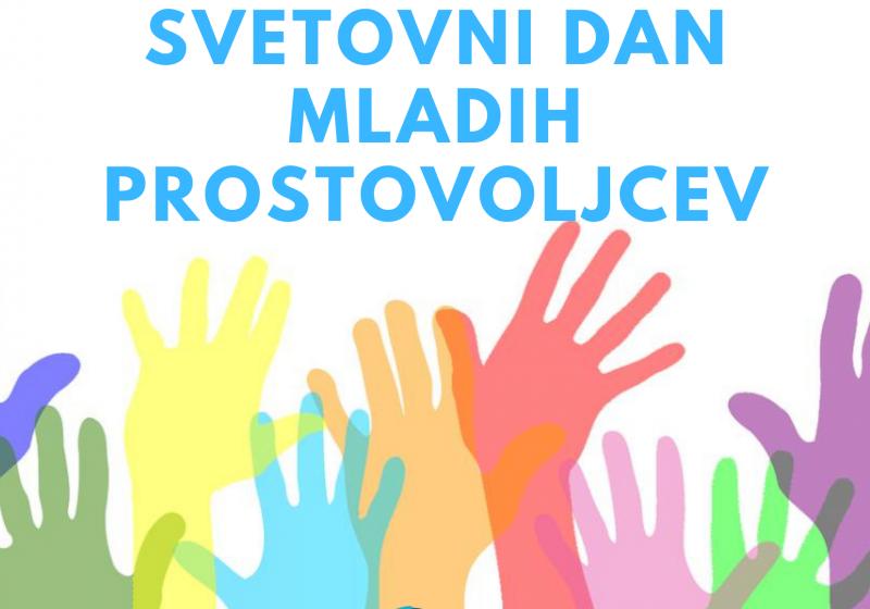 Svetovni dan mladih prostovoljcev