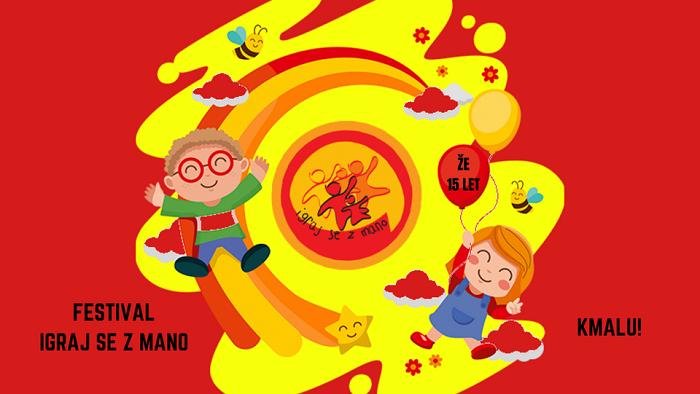 15. Mednarodni festival 'Igraj se z mano' 2021