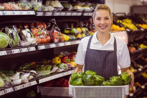 Študentsko delo: Pomoč v trgovini