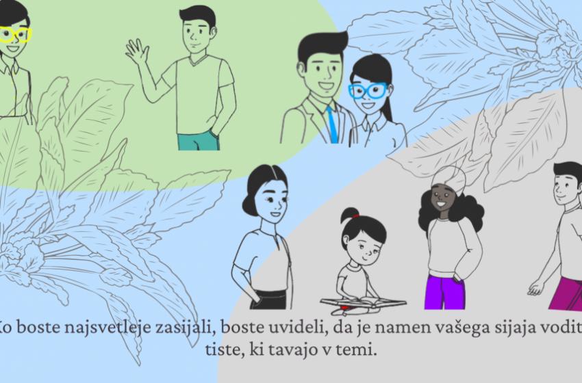 Močni, povezani in učinkoviti – video zgodbe posavskih nevladnih organizacij ali #tukajsmozate