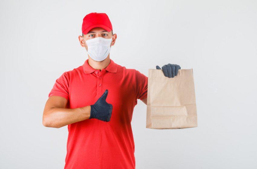 Zaposlitev: Voznik za dostavo hrane