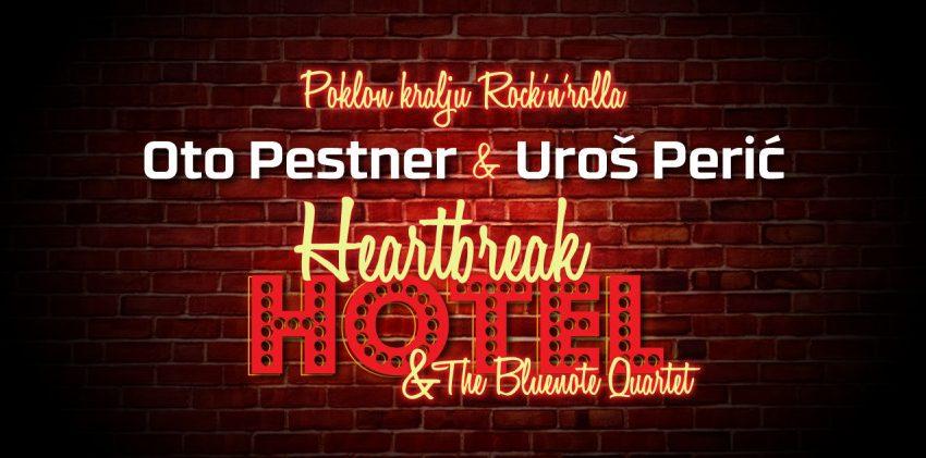 Heartbreak Hotel • Oto Pestner & Uroš Perić